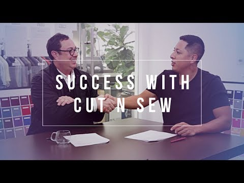 How To Start A Clothing Line With Cut N Sew | Major Keys To Success In The Fashion Industry