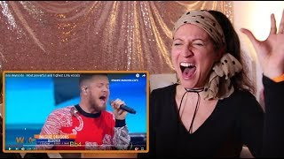 Vocal Coach REACTS to DAN REYNOLDS- (IMAGINE DRAGONS) Most powerful and highest LIVE vocals