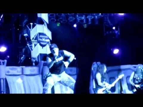 Iron Maiden - San Bernardino,US 2010 [Part 1]