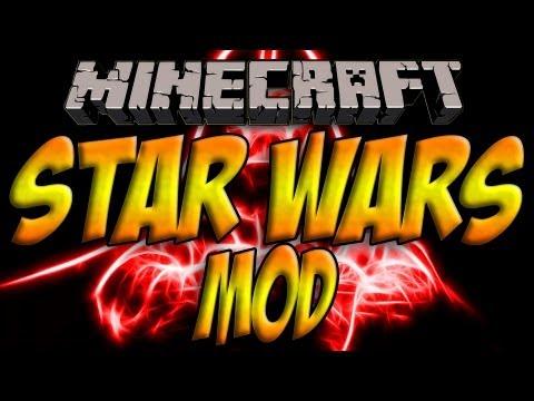 Minecraft 1.5.2 - Como Instalar STAR WARS MOD - ESPAÑOL HD] 1080p