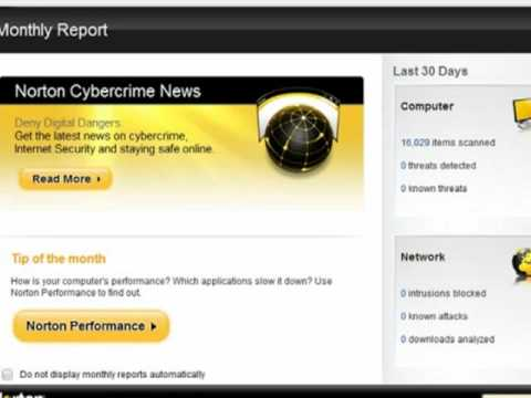 Norton Antivirus 2010 Review