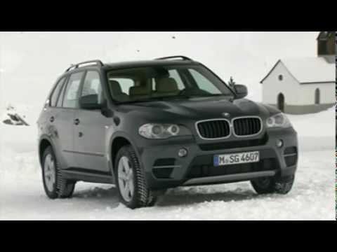 2011 BMW X5 (Snow Drive) Video