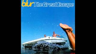 Watch Blur Top Man video
