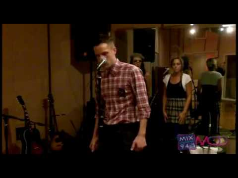 Brandon Flowers - Crossfire (Acoustic) - Mix 94.1 Underground Lounge.
