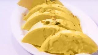 Kesar Badam Ice Cream - Sanjeev Kapoor - Khana Khazana