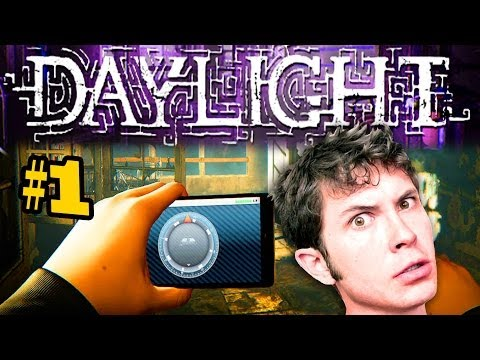 Lets Play Daylight: IM SCARED (Part 1)