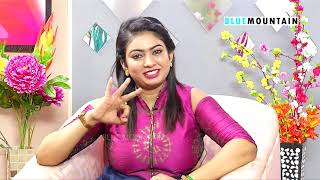 SUNTV | ACTRESS | ANU SAI | INTERVIEW | NAYAGI | SERIAL | Blue Mountain