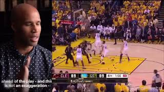 Richard Jefferson Talks About The Final Minute Of The 2016 Finals