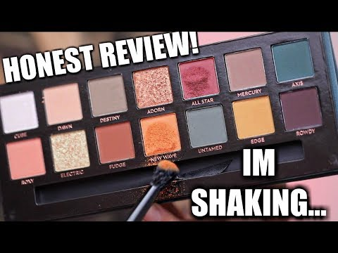 ABH SUBCULTURE PALETTE FULL HONEST REVIEW & TUTORIAL   HIT OR MISS?