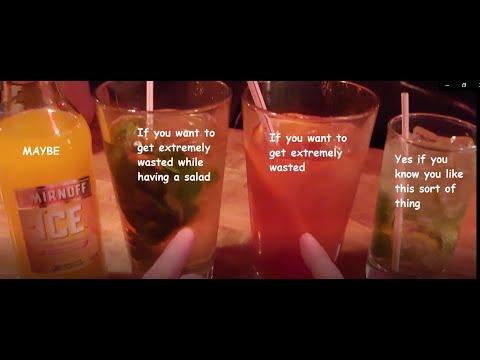 Should I: Drink Alcohol (Mahalodotcom Drinks)