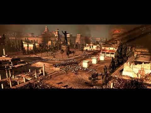 Total War: Rome II - Gameplay Trailer