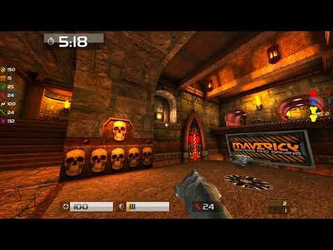 Quake Live: OlegTar(POV)-vs-DNFMek-bloodrun-2018_01_27