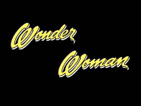 Wonder Woman Theme Lyrics video