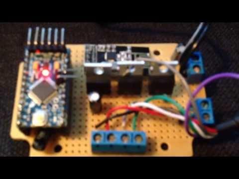 Arduino wiegand rfid reader nodo domotica demo