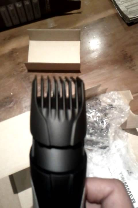 unboxing remington barba mb320c beard trimmer youtube. Black Bedroom Furniture Sets. Home Design Ideas