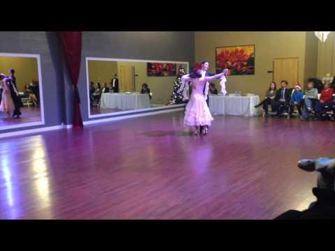 Christmas Waltz by Seth and Taryn @DF Studio Snowball in Utah