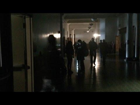 Detroit Power Grid Blackout