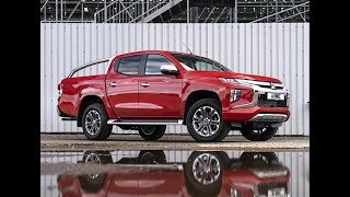 2020 Mitsubishi L200 Barbarian X - Stylish, Strong and Reliable Pickup Truck !