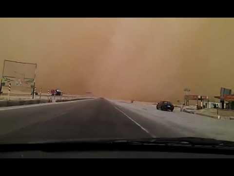 песчаная буря в египте 2015 видео самом деле
