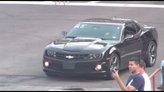 2012 Camaro SS vs Dodge Charger SRT8