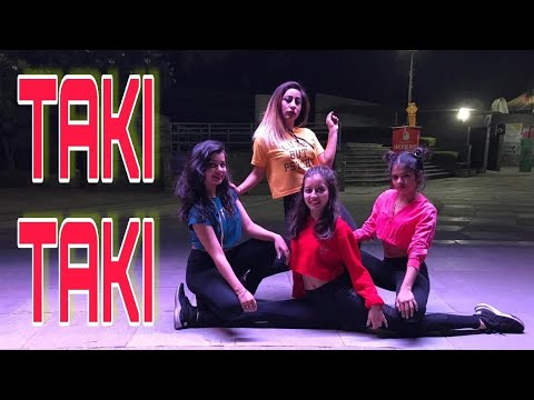 Dj Snake - Taki Taki ft. Selena Gomez, Ozuna, Cardi B Dance Perform by FYD MP3