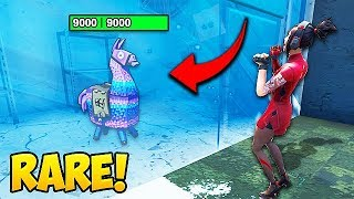 *1 IN A MILLION* LLAMA FOUND!! - Fortnite Funny Fails and WTF Moments! #579