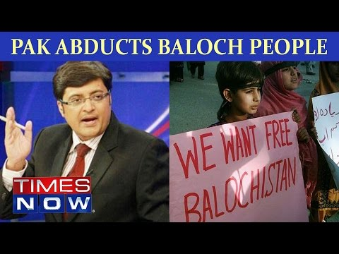 Pakistan Abducts Baloch People