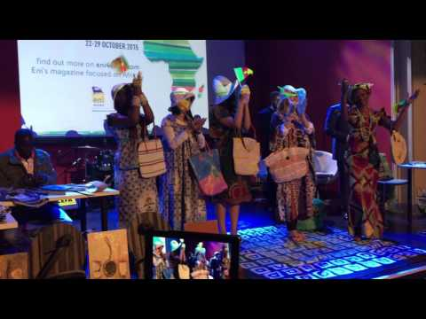 ENI - Energy, Art and Sustainability for Africa 22-29 ottobre 2015 EXPO MILANO 2015 part 3