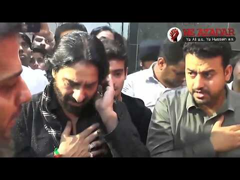 Live Noha Nadeem Sarwar & Ali Jee  Hyderabad (India) 1440/2019 Ayya e fatimi sa Subscribe This Chanl