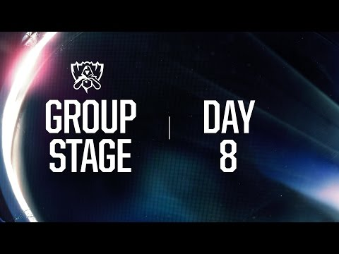 Worlds Tonight 2016: Group Stage Day 8