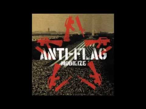 Anti Flag - We Want To Be Free