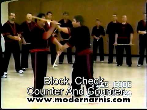 Modern Arnis Live Seminar in Michigan with Belting Examination Image 1