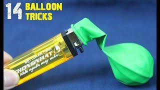 14 BEST LIFE HACKS FOR BALLOONS