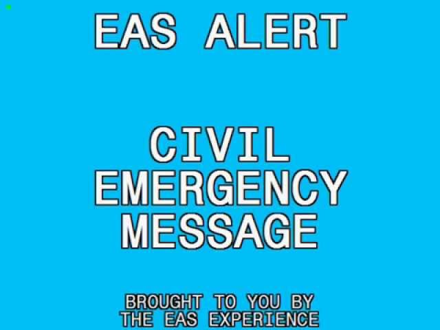 Civil Emergency Message: Menominee, MI
