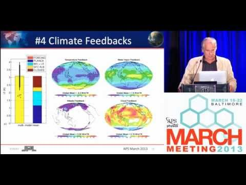 Physical Controls of the Earth's Climate and Climate Change - Graeme Stephens