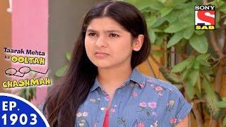 Taarak Mehta Ka Ooltah Chashmah - तारक मेहता - Episode 1903 - 30th March, 2016