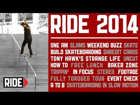 Subscribe To RIDE Channel!