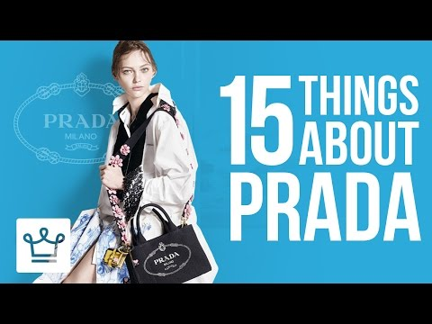 Download Lagu  15 Things You Didn't Know About PRADA Mp3 Free
