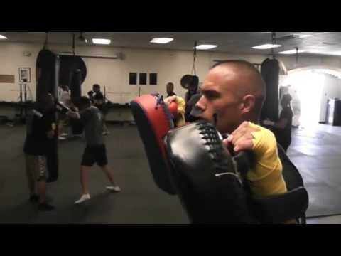 Marine Corps Martial Arts Boxing Workout MAI 3 13 MCRD- MyWarriorWithin Self-Defense and Fitness