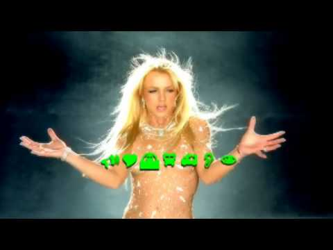 Britney Spears - Toxic Uncut (720p Hd) video