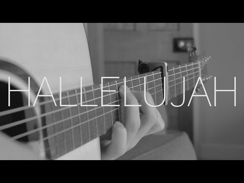 Jeff Buckley - Hallelujah - Fingerstyle Guitar Cover By James Bartholomew