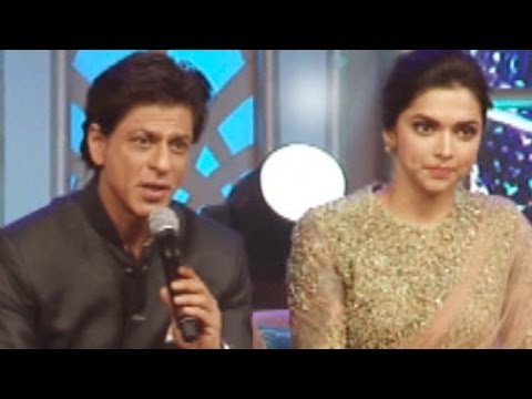 Don't Have Guts To Do What Deepika Padukone Did: Shah Rukh Khan