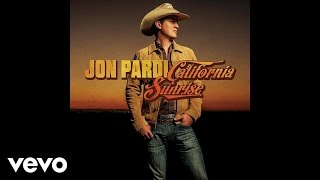 Jon Pardi Lucky Tonight Audio