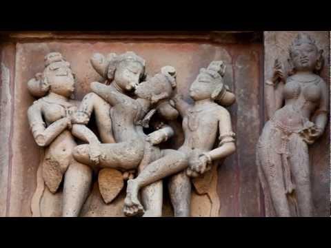 Posiciones Sexuales Del Kamasutra: Templo De Khajuraho video