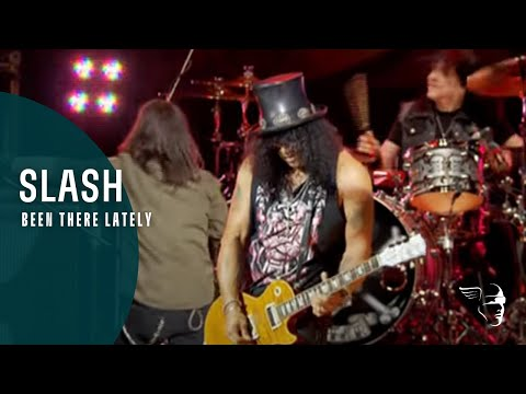 Slash - Been There Lately (Live @ Made In Stoke)