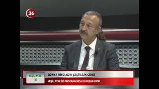 Yeşil Ayak İzi | Prof.Dr. Cengiz Türe