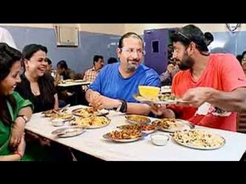 Rocky & Mayur in search of authentic Oriya food