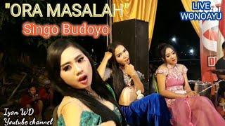 "Download Lagu #SINGO BUDOYO-Cover""ORA MASALAH"" ~yuni ayunda Gratis STAFABAND"