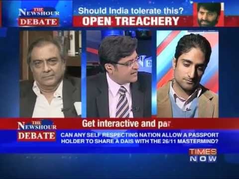The Newshour Debate: Is it Open Treachery by Yasin Malik? (Part 4 of 4)