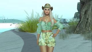 My sheer in Second Life